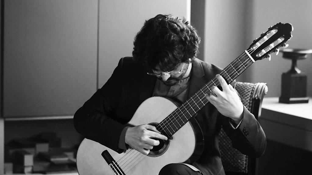 Concertista de guitarra